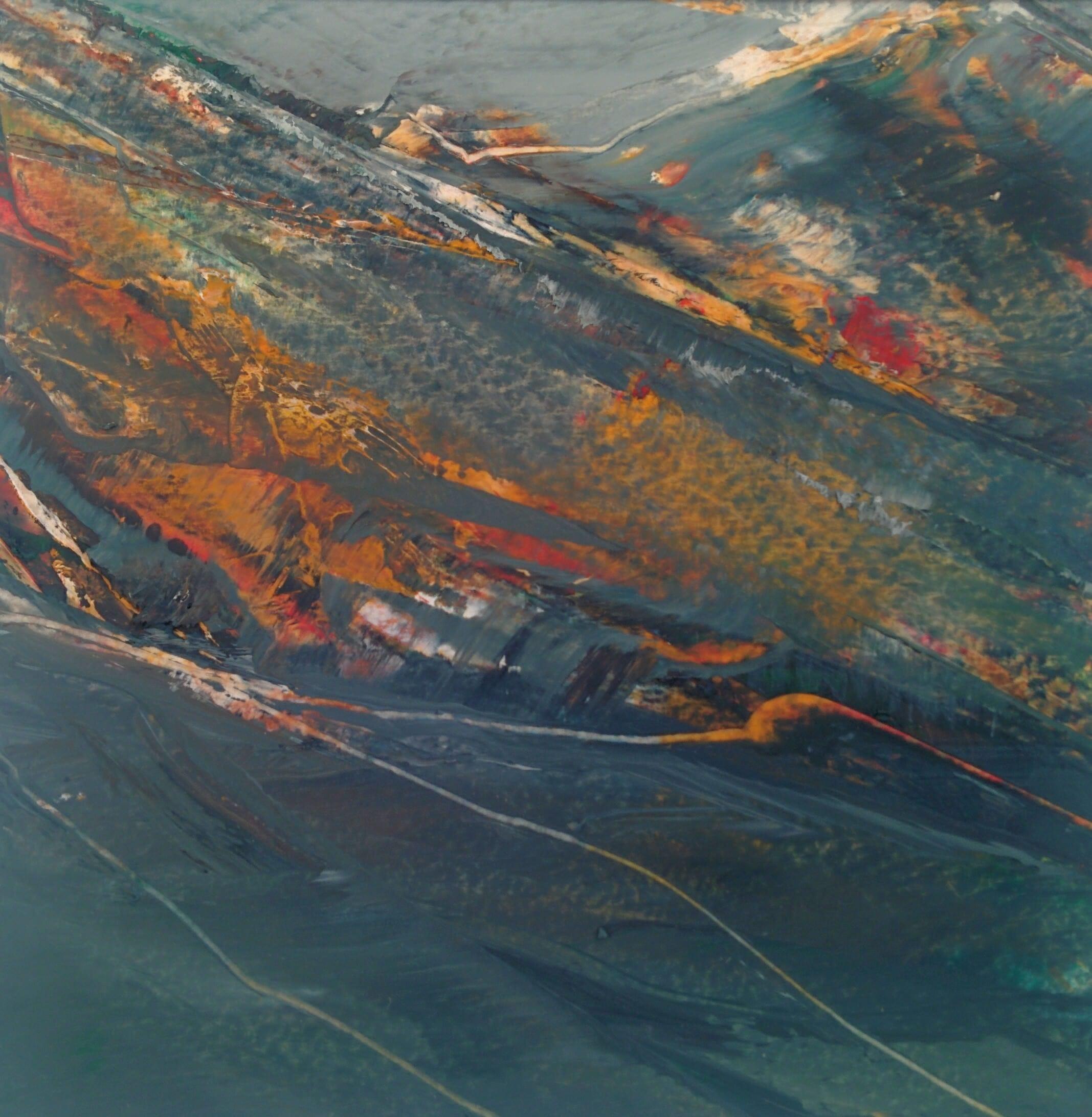 Peinture de Jacques Lamotte